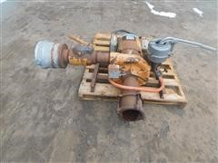 Berkeley B37PMCW Irrigation Reuse Pump & Electric Motor
