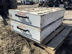 Weather Guard Pack Rat Truck/Van Storage Drawers