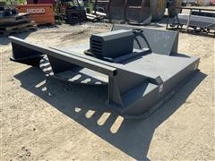 "2020 Wolverine 72"" Shredder Skid Steer Attachment"