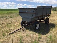 Land Pride Super Haul X-150 Dump Wagon W/Hoist