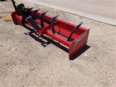 Mahindra 7' Heavy Duty Box Blade