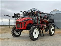 2012 Apache AS720 Self-Propelled Sprayer