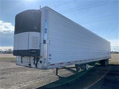 2007 Utility VS2RA Random Axle Reefer Trailer