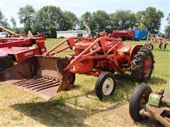 1957 Allis Chalmers D14 2WD Tractor