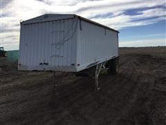 1990 Jet Co Grain Trailer