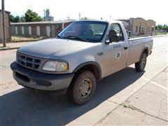 1998 Ford F250 4X4 Pickup
