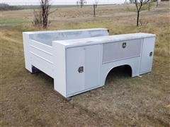 "Harbor 9' X 87"" Utility Bed"