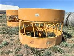 Sioux Steel Hay Saver Bale Feeder