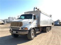 2004 Sterling LT9500 Tri/A Bulk Bag Combo Feed Truck