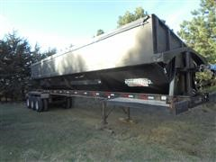 2007 Side Dump Industries DS42 Tri/A Side Dump Trailer