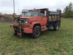 1978 Chevrolet C65 S/A Dump Truck