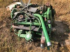 1967 John Deere Propane Tractor Engine