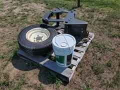 Fertilizer Drive Wheel