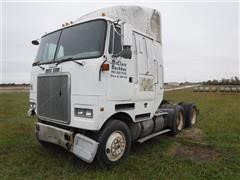 1992 White/GMC Cabover T/A Truck Tractor
