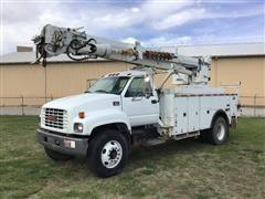 2001 GMC C8500 Digger Derrick Truck