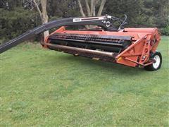 Hesston 1160 Windrower Conditioner
