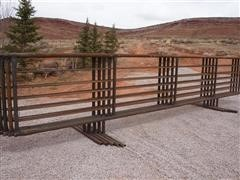 Freestanding 24' Long Panels
