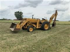 John Deere 440 2WD Loader Backhoe