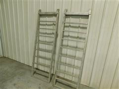 Aluminum Trailer Ramps