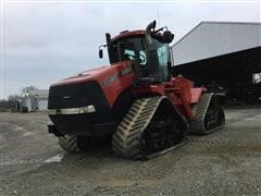 2013 Case IH Steiger 450 Quadtrac Tracked Tractor