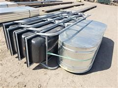 Behlen Feed Bunk/Watering Tank