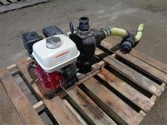 Hypro /Honda 34-30-0673CSP Portable Pump