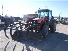 1998 Massey Ferguson 4243 MFWD Tractor