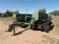 Great Plains Solid Stand 36 Front Folding 36' Drill