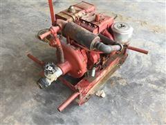 Gorman-Rupp Pump W/Briggs & Stratton Engine