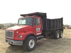 1999 Freightliner FL80 T/A Dump Truck