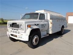 1990 Chevrolet C70 2,000-Gal Fuel Truck