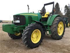 2005 John Deere 6420 MFWD Tractor
