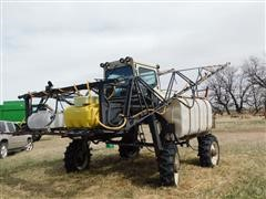 Hagie 8250 Self-Propelled Sprayer For Parts