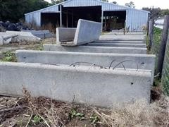 8' Cement Feed Bunks