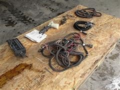 raven scs440 nh3 control console w wiring harness bigiron auctionsraven scs440 nh3 control console w wiring harness