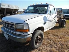 1996 Ford F-450 Super Duty Cab & Chassis