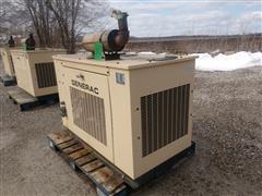 1998 Generac 00754-2 15KW Generator