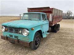 1966 Dodge 500 T/A Side Dump Beet Truck
