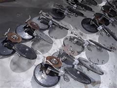 Schaffert G2 Closing Wheels W/Liquid Fertilizer Disc