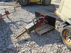 2014 Atlas Copco RX6 Skid Steer Concrete Hammer