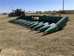 John Deere 1293 12 Row Corn Header