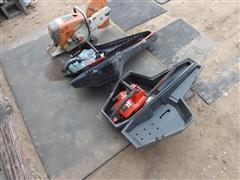 Concrete Saw & Chain Saws