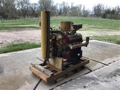 Caterpillar 3208 Power Unit