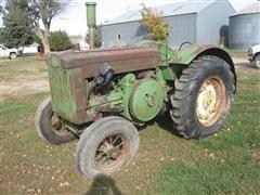 1947 John Deere D Tractor