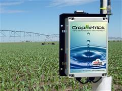 Cropmetrics Precision Water Management System
