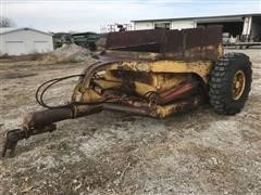 Wentz C5 Pull Behind Dirt Scraper