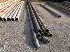"""4"""" Aluminum Gated Irrigation Pipe"""