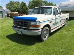 1992 Ford F250 Extended Cab Pickup