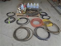"""Sprayer Parts, Hose Clamps, Banjo Shut Off Valves & 1/4"""" To 2"""" Fittings"""