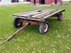 Allis-Chalmers 2013776 Hay Wagon W/Wood Deck